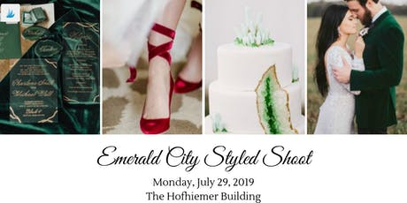 Emerald City Styled Shoot tickets