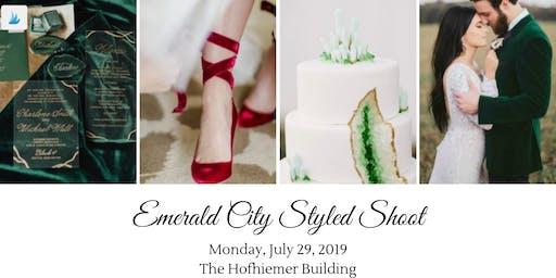 Emerald City Styled Shoot