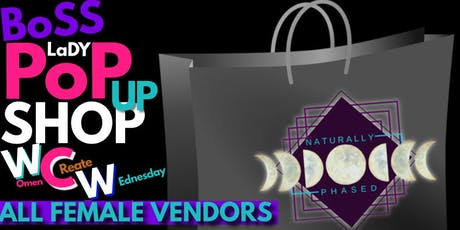 Boss Lady PopUp SHOP WCW EDITION tickets