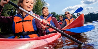 Introduction to Kayaking Lesson