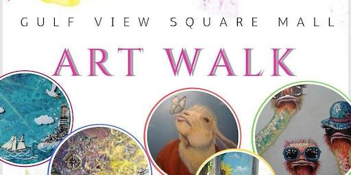 Gulf View Square Mall Art Walk