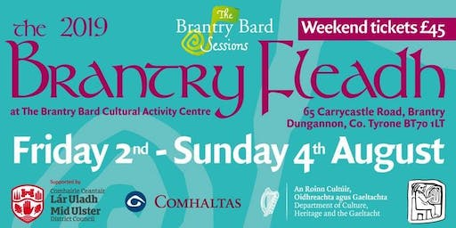 Brantry Fleadh Weekend Ticket