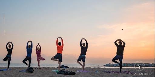 Beach Yoga Emotion® Barcelona