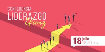 Conferencia Liderazgo Eficaz - Campeche