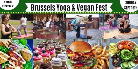 Brussels Yoga & Vegan Food Festival billets
