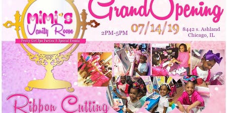 Mimi's Vanity Room Grand Opening tickets