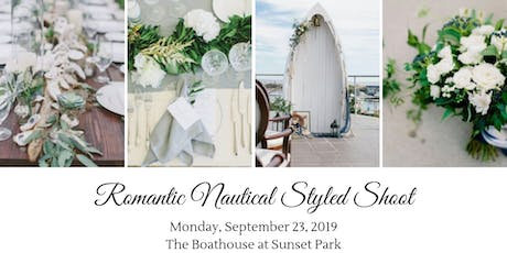Romantic Nautical Styled Shoot [GOLDEN HOUR] tickets