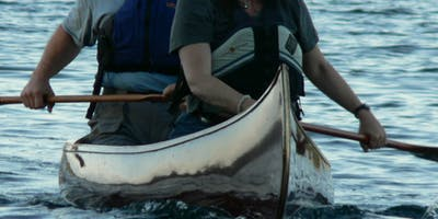Tandem Canoe for Couples