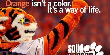 Solid Orange Clemson Kick Off tickets