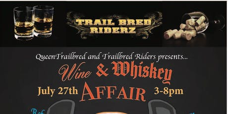 THE WINE AND WHISKEY AFFAIR tickets