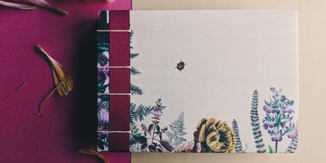 Bookbinding the Coptic Stitch with Megan Raine tickets