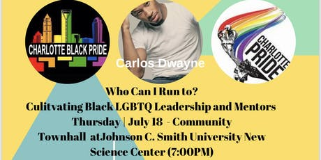 Who Can I Run To? Cultivating Black LGBTQ Leadership and Mentors tickets