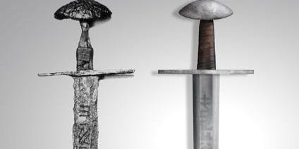 Viking Inspired Sword
