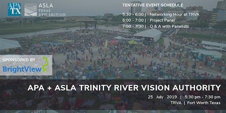 TRVA Fort Worth Panel tickets