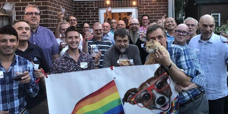 DWC July Wine and Hors d'oeuvres Meetup for LGBT + Allies tickets