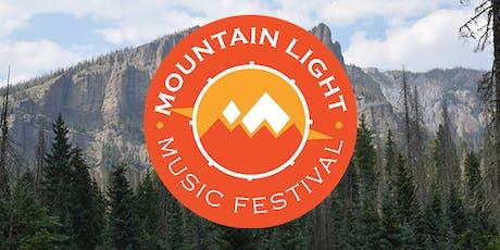 Mountain Light Music Festival Closing Concert tickets
