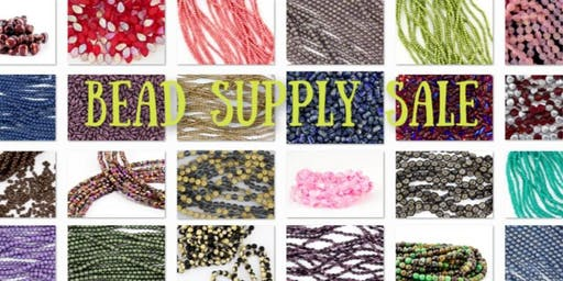 Bead Supply Sale - Preview