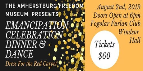 Emancipation Celebration Dinner & Dance tickets