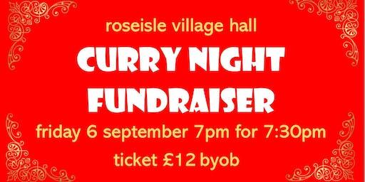 Curry Night Fundraiser