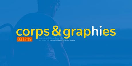 corps&grapHIes tickets