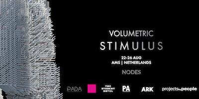 VOLUMETRIC STIMULUS - Architecture Design workshop