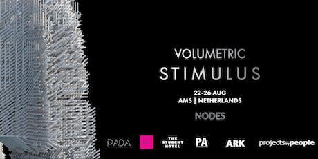 VOLUMETRIC STIMULUS - Architecture Design workshop tickets