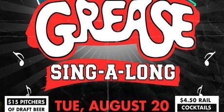 GREASE SING ALONG! tickets