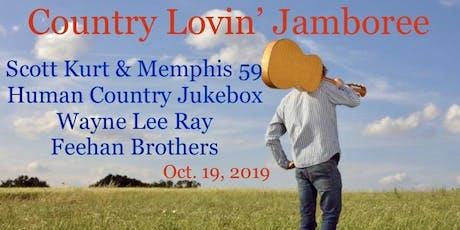 Country Lovin' Jamboree tickets
