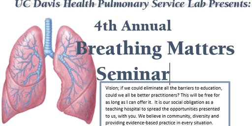 4th Annual Breathing Matters Seminar