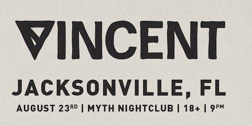 We The Plug Presents: VINCENT at Myth Nightclub 08.23.19