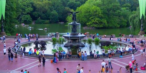 Central Park Scavenger Hunt