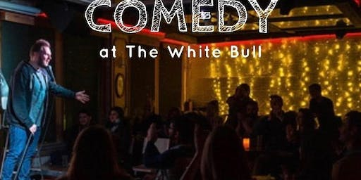 Hideout Comedy at The White Bull Tavern! (Saturday)