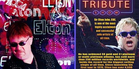 Elton Johnathan tickets