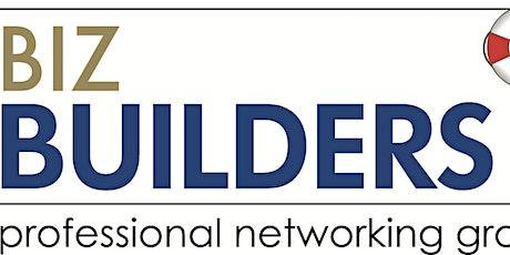 Biz Builders Networking  tickets