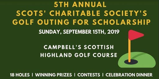 5th Annual SCS Golf Outing