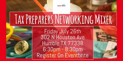 Open Your Own Tax Office: Networking Mixer