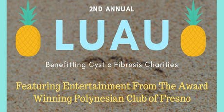2nd Annual Luau for Cystic Fibrosis tickets