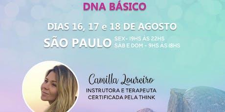 Curso de ThetaHealing DNA Básico São Paulo SP ingressos
