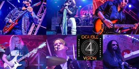 Double Vision  Tribute to Foreigner tickets