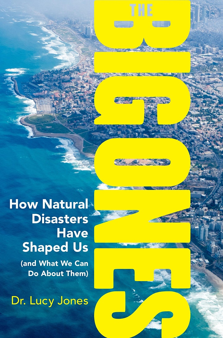 Dr. Lucy Jones on Preparing for Increasing Risk from Natural Disasters image