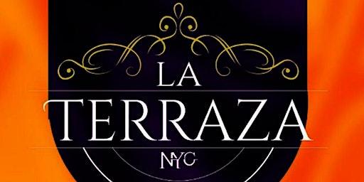 LA TERRAZA NYC #1 SATURDAY NIGHT LATIN PARTY | LATIN VIBES