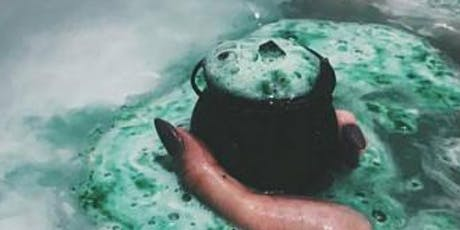 Spooky Soap & Bath Bomb Making Workshop! tickets