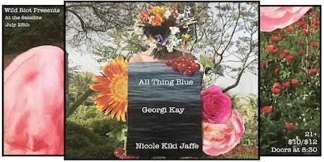 All Things Blue with Georgi Kay and Nicole Kiki Jaffe tickets