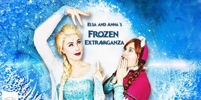 Elsa & Anna's Frozen Extravaganza! @ Bizar Entertainment