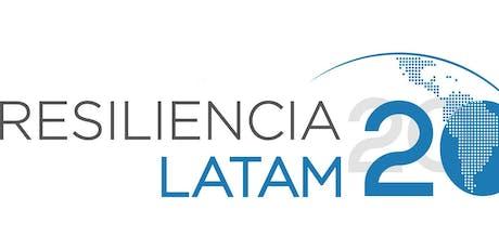 RESILIENCIA LATAM 2020 tickets