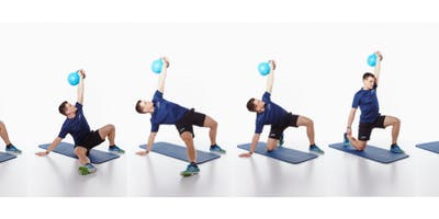 Kettlebell Training 1 (Workshop)