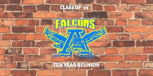 CBA Class of '09 10 Year Reunion