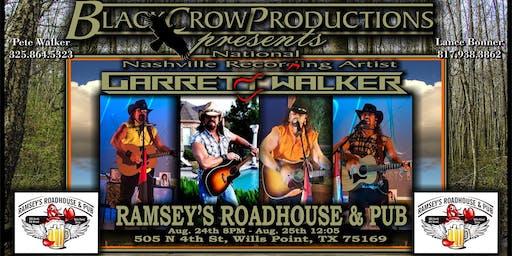 Garrett Walker on Tour