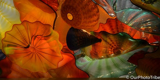 Photo Walk - Chihuly Collection and Hot Shop Tour