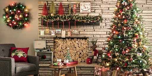 The Body Shop at Home Christmas regional - Halifax